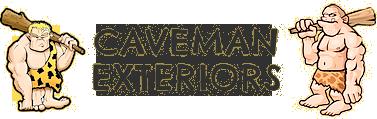 Caveman Exteriors logo